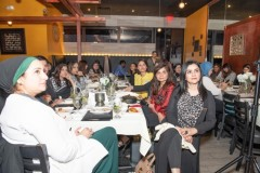 HPWO First Networking Mixer